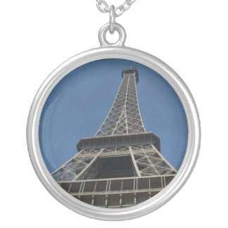 The Eiffel Tower necklace