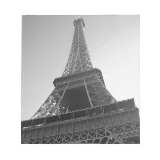 The Eiffel Tower Scratch Pad