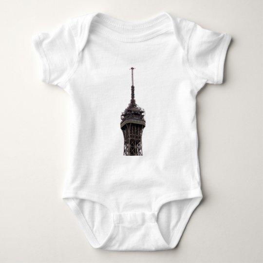 The Eiffel Tower Paris France Baby Bodysuit