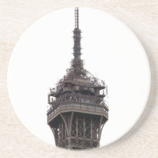 The Eiffel Tower Paris France Drink Coasters