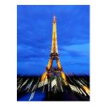 The Eiffel Tower Paris France Post Cards