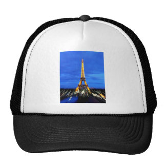 The Eiffel Tower Paris France Trucker Hat