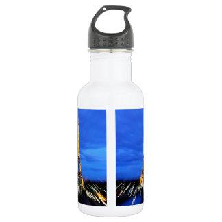 The Eiffel Tower Paris France Water Bottle