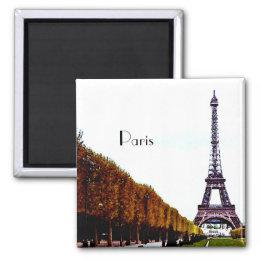 The Eiffel Tower - Paris Magnet