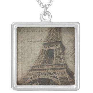 The Eiffel Tower, Paris necklace