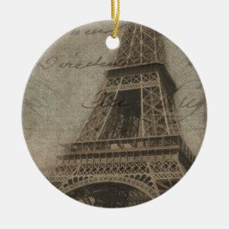 The Eiffel Tower, Paris ornament