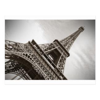 The Eiffel Tower, Paris Postcard