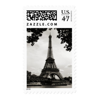 The Eiffel Tower, Paris stamps