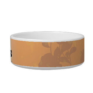 The Eiffel Tower Pet Food Bowls