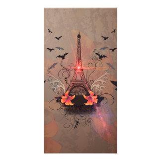 The Eiffel Tower Photo Card