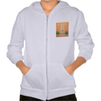 The Eiffel Tower Sweatshirts