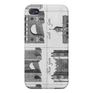 The Eight Gates of the City of London iPhone 4 Case
