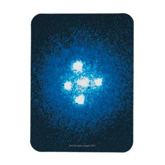 The Einstein Cross Magnet