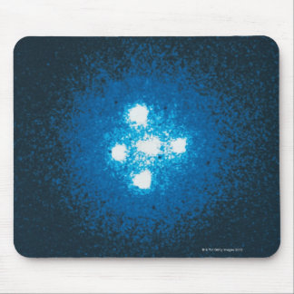 The Einstein Cross Mouse Pad