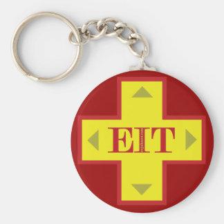 The EIT Logo Keychains