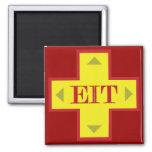 The EIT Logo Magnet