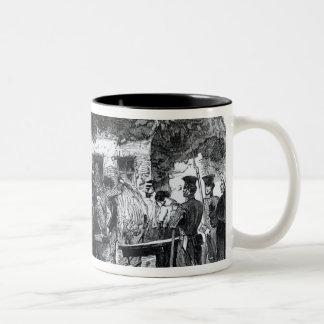 The Ejectment Two-Tone Coffee Mug