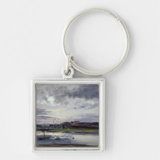 The Elbe and the New Town, Dresden Keychain