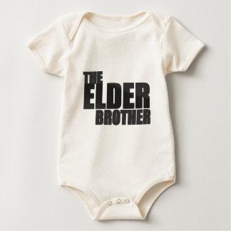 The Elder Brother Baby Bodysuit