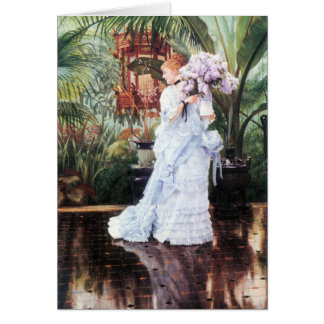 The elder Strauss by James Tissot Cards