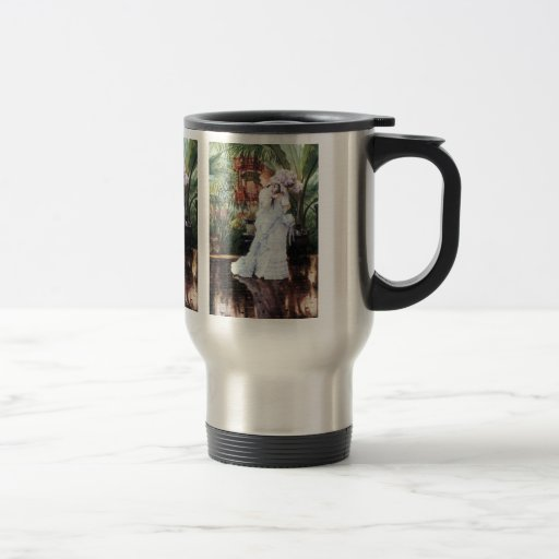 The elder Strauss by James Tissot Coffee Mugs