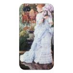 The elder Strauss by James Tissot iPhone 4 Cases