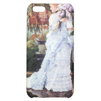 The elder Strauss by James Tissot iPhone 5C Cover