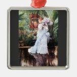 The elder Strauss by James Tissot Ornament