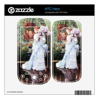 The elder Strauss by James Tissot Skins For HTC Hero