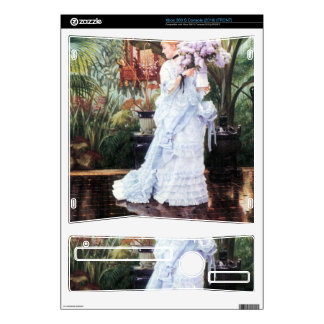 The elder Strauss by James Tissot Decal For The Xbox 360 S