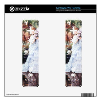 The elder Strauss by James Tissot Decals For The Wii Remote