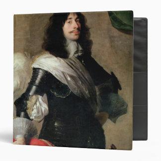The Eldest Son of Pierre Corneille 3 Ring Binder