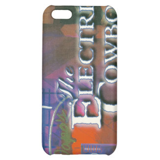 The Electric Cowboys 3G iPhone Cover iPhone 5C Cover