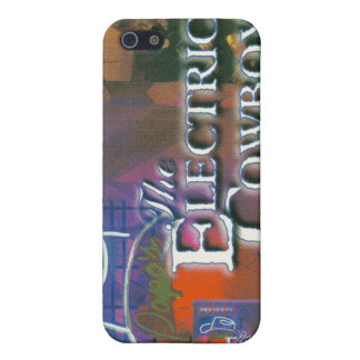 The Electric Cowboys 3G iPhone Cover Case For iPhone 5