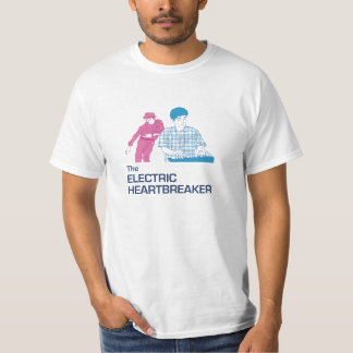The Electric Heartbreaker Pink&Blue - Mens T Shirts
