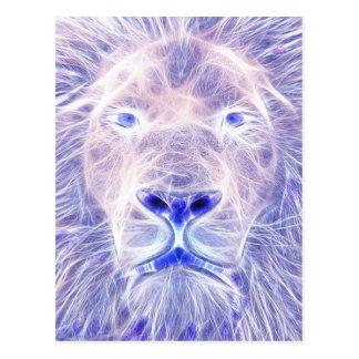 The Electric Lion Postcards