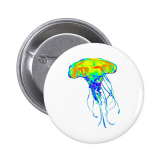 THE ELECTRIC PULSE PINBACK BUTTONS