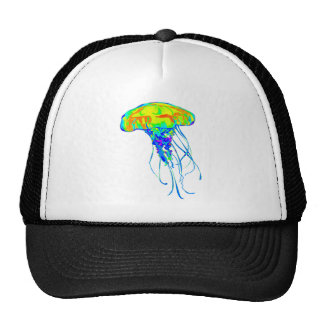 THE ELECTRIC PULSE TRUCKER HAT