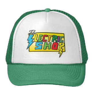 The Electric Shop (green) Hat