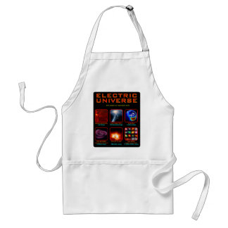 The Electric Universe Adult Apron