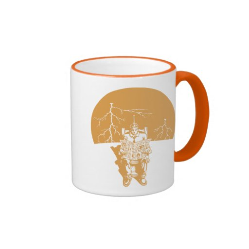 The Electrical Chair Ringer Coffee Mug
