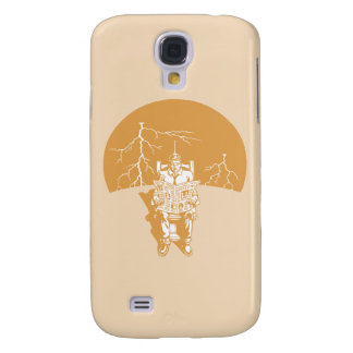 The Electrical Chair Samsung Galaxy S4 Case