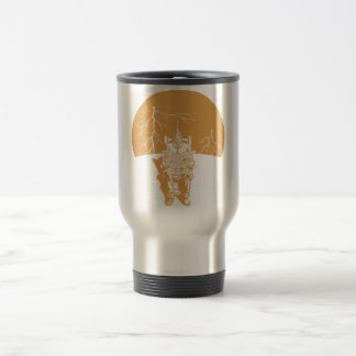 The Electrical Chair Travel Mug