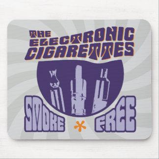 The Electronic Cigarettes - Smoke Free Mouse Pad