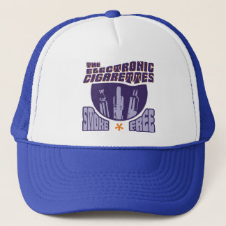 The Electronic Cigarettes - Smoke Free Trucker Hat
