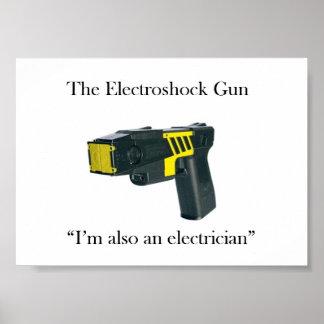 The Electroshock Gun Poster