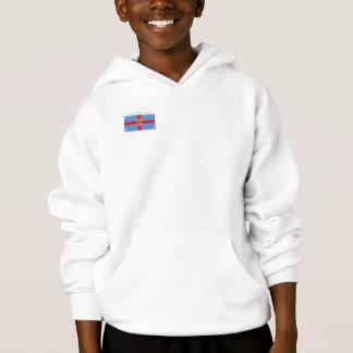 The elegant boy Ndôwé Hoodie