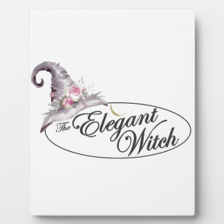 The Elegant Witch Plaque