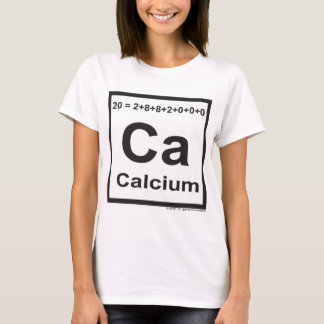 The Element Calcium T-Shirt