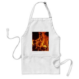 The Element Fire Symbol Apron